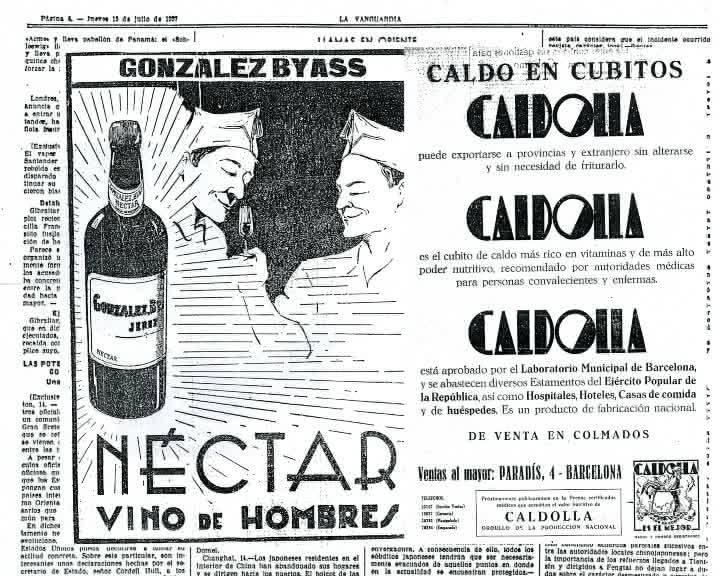 Analizan la influencia del discurso comercial durante la guerra civil española