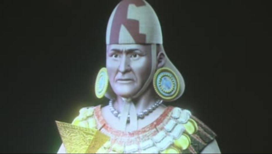 Señor de Sipán,