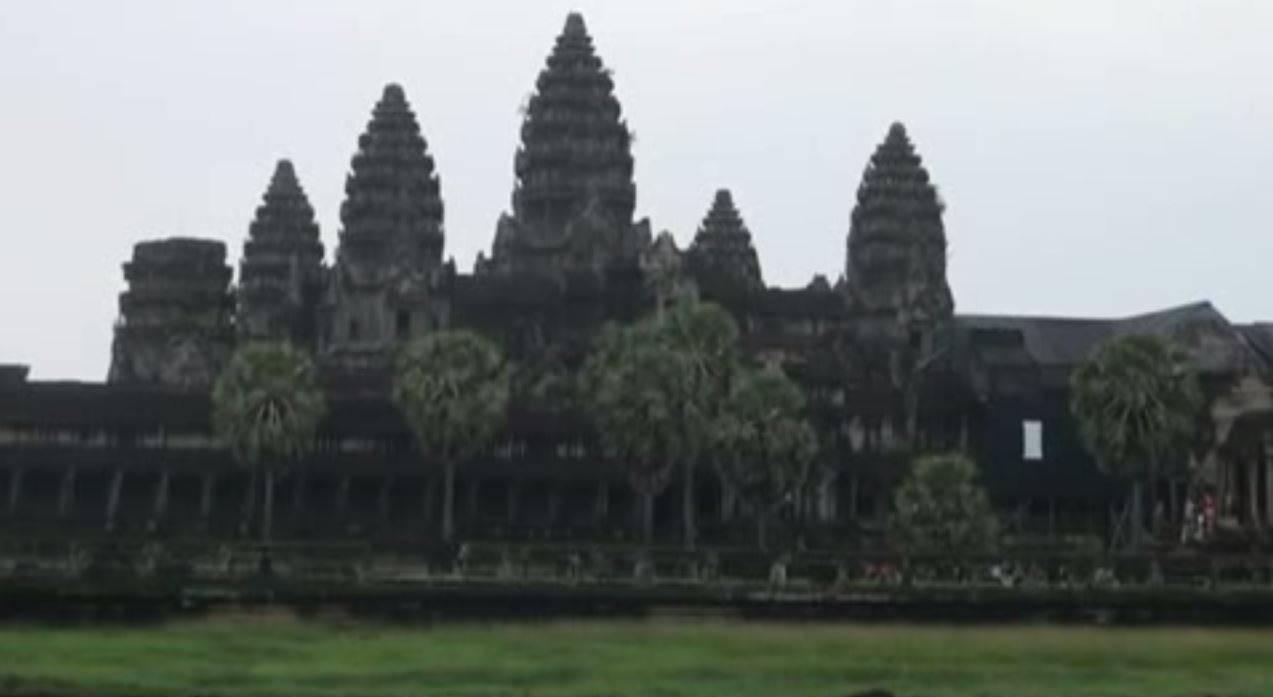 ciudades del imperio Jemer sepultadas en la jungla de Camboya