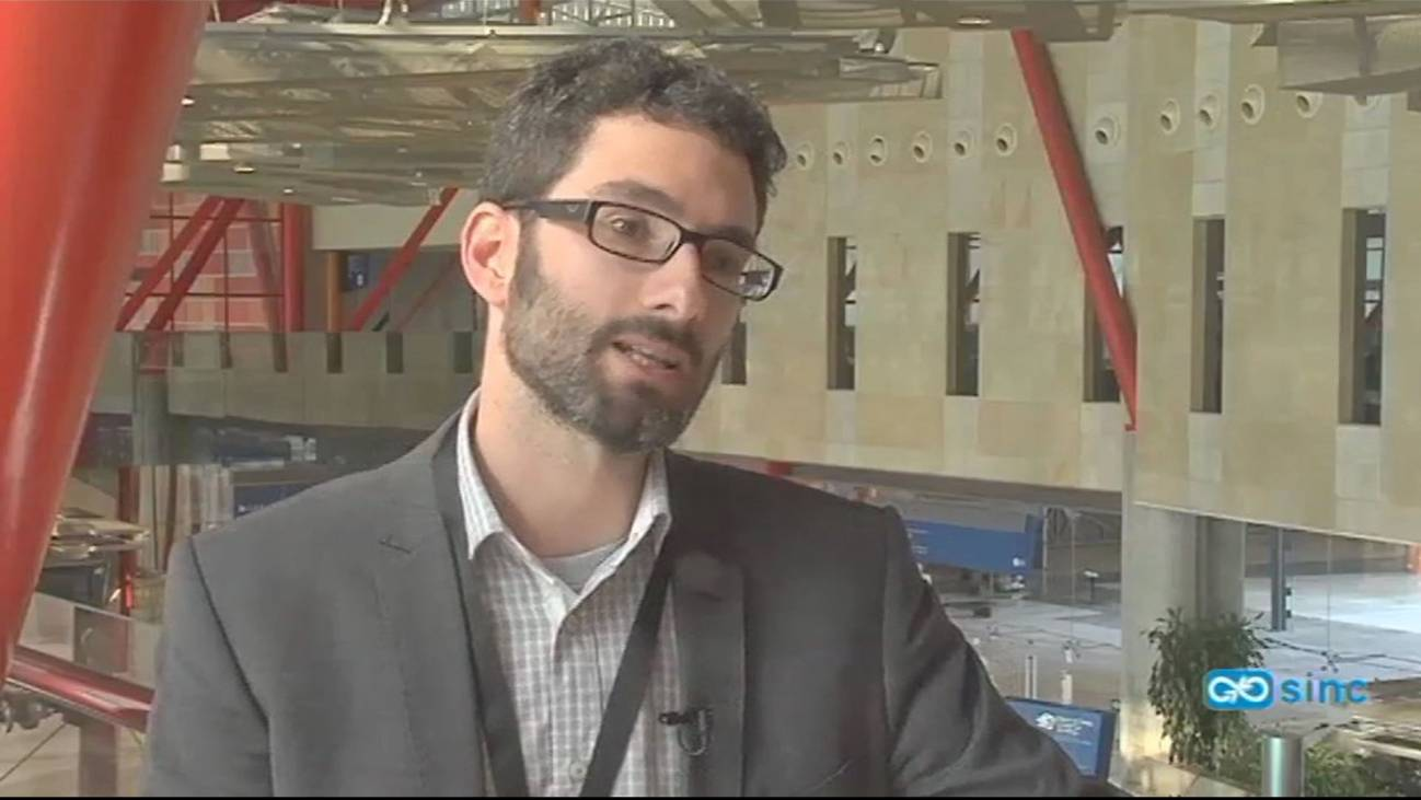 David Horna, ingeniero químico