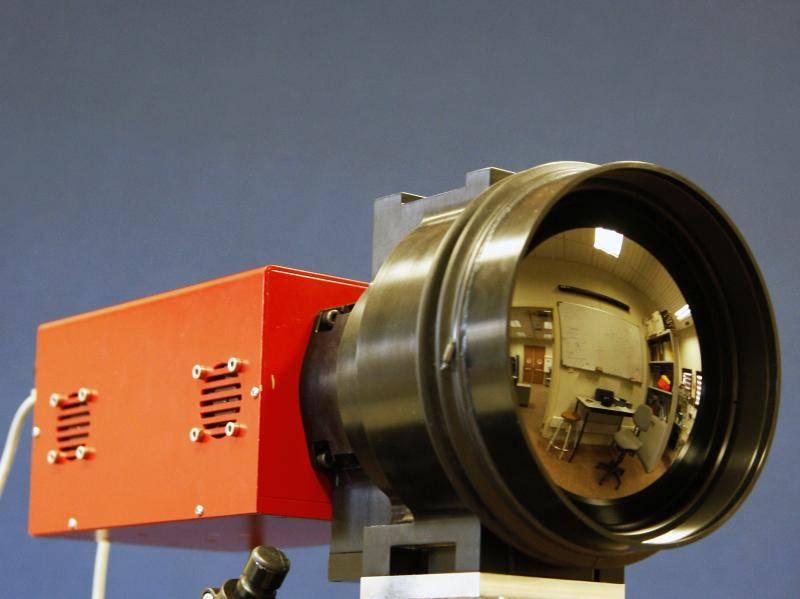 Desarrollan la primera cámara infrarroja