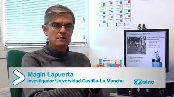 Magín Lapuerta, de la UCLM