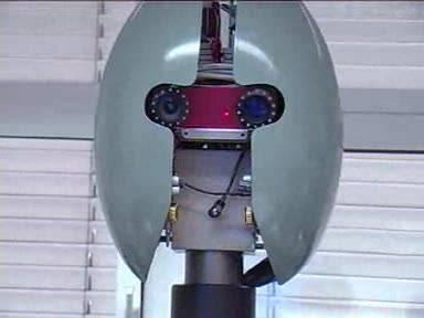 Desarrollan un robot para manipular los productos según su etiqueta digital