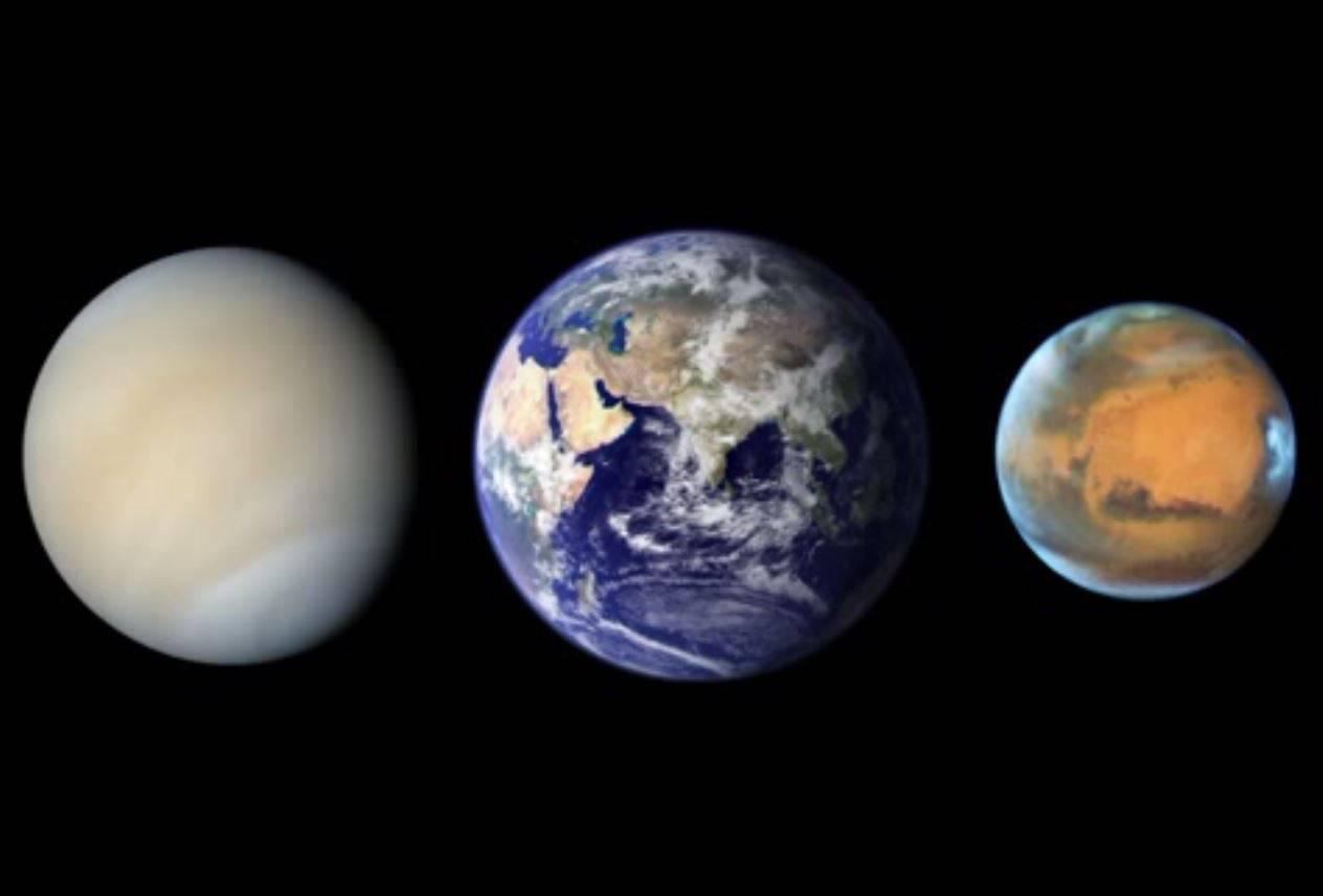 Descubren dos exoplanetas similares a la Tierra