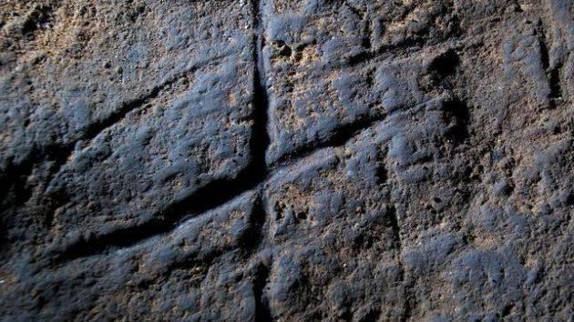 Descubren grabado realizado por neandertales.