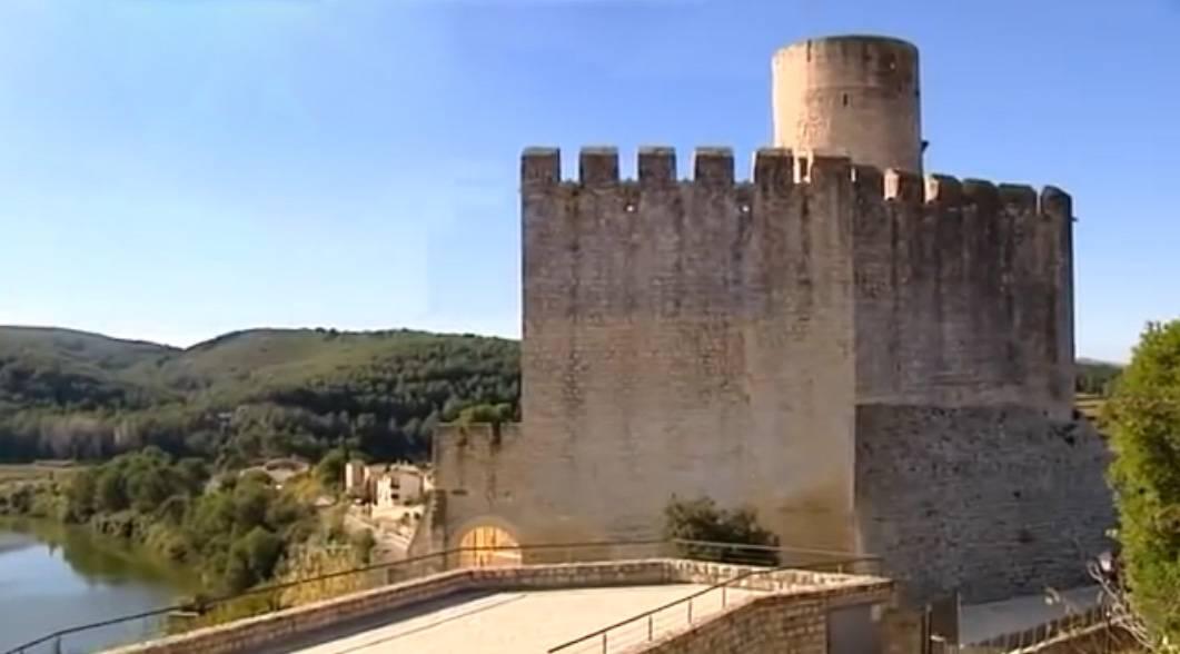 El centro de la biosfera de Castellet.