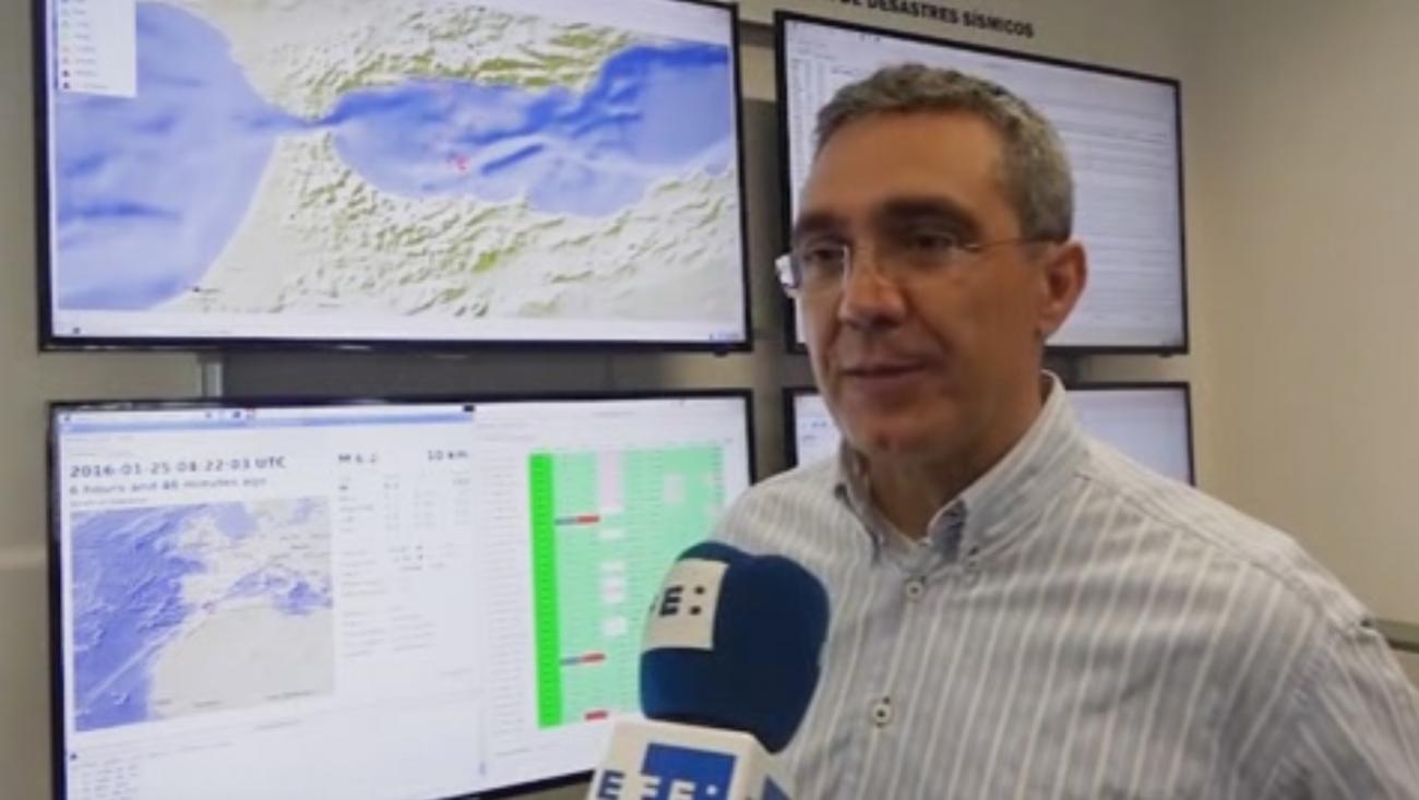 El Instituto Andaluz de Geofísica