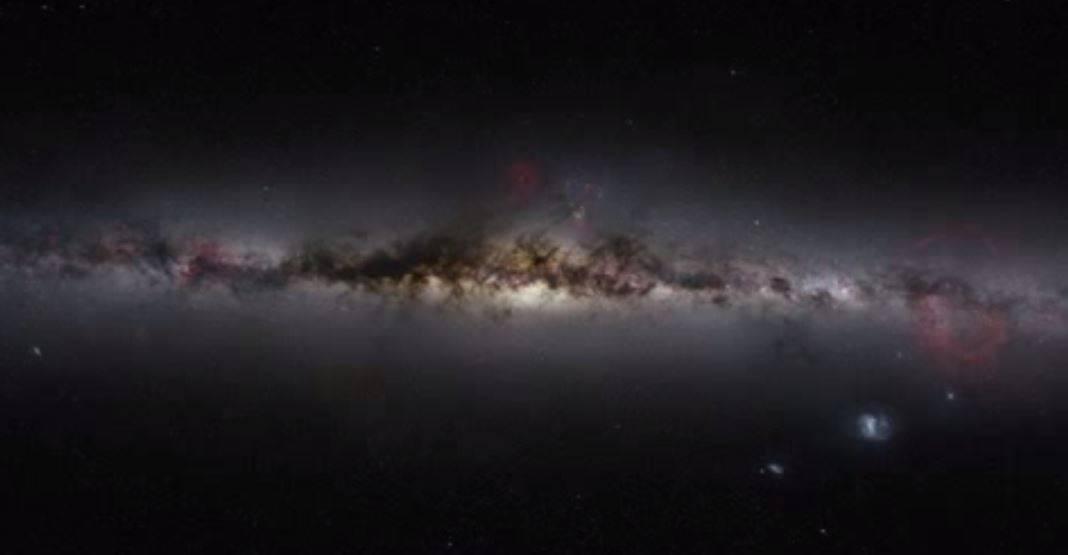 El laboratorio cósmico en Sagitario muestra sus secretos