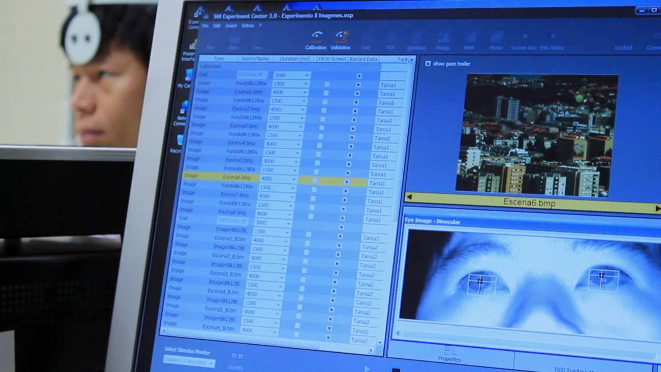 Tecnología punta capaz de predecir  hacia dónde miran los seres humanos