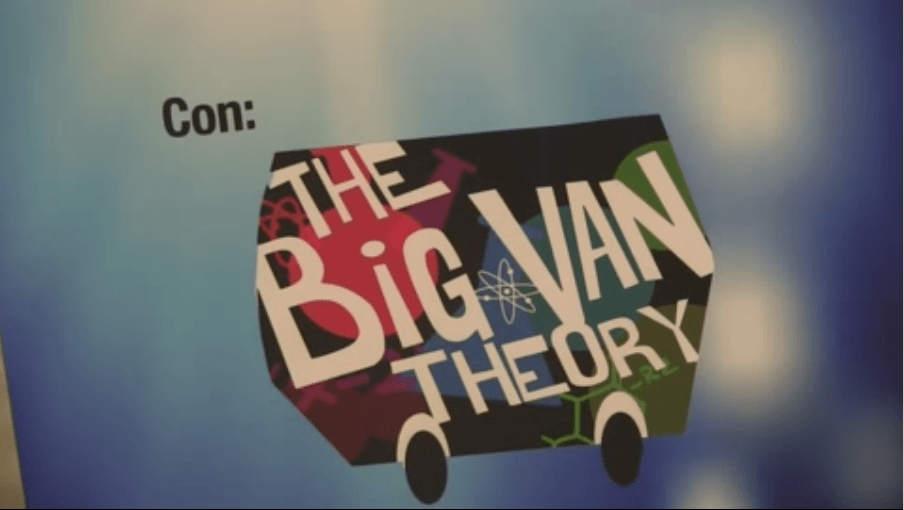 La Big Van Theory lleva el humor científico a Uruguay