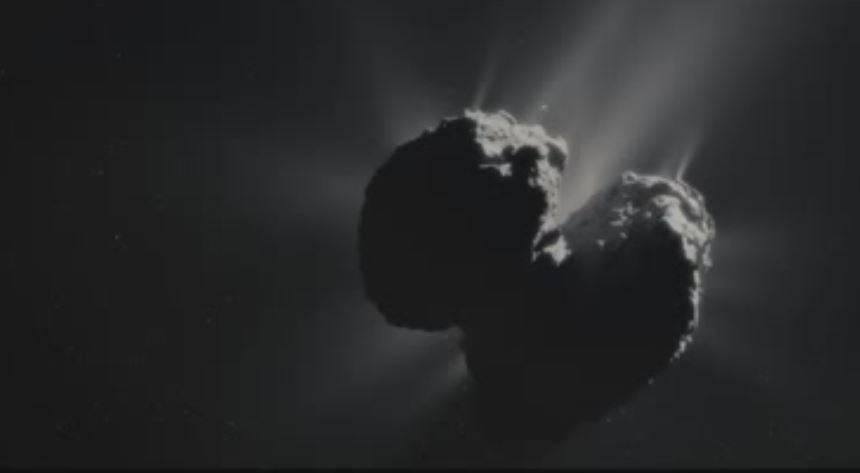 La misión Rosetta