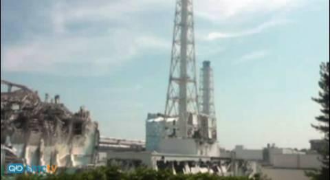 Las emisiones radiactivas de Fukushima se reducen un 80