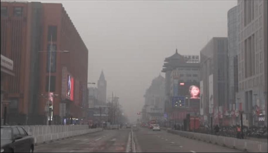 Las medidas de Pekín contra la contaminación