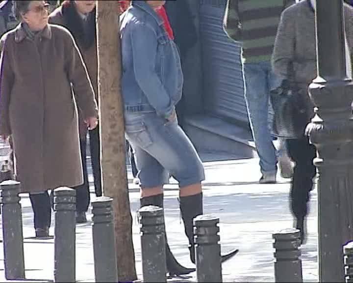 Las prostitutas españolas son las que utilizan menos el condón