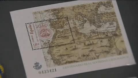La historia de la cartografía española. / EFE