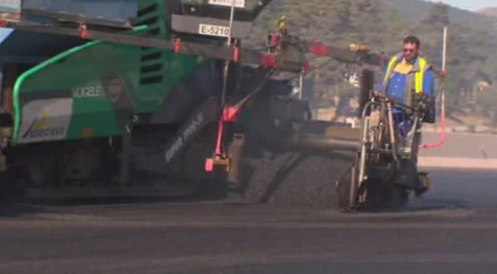 Nuevos avances tecnológicos mejoran la conservación de las carreteras