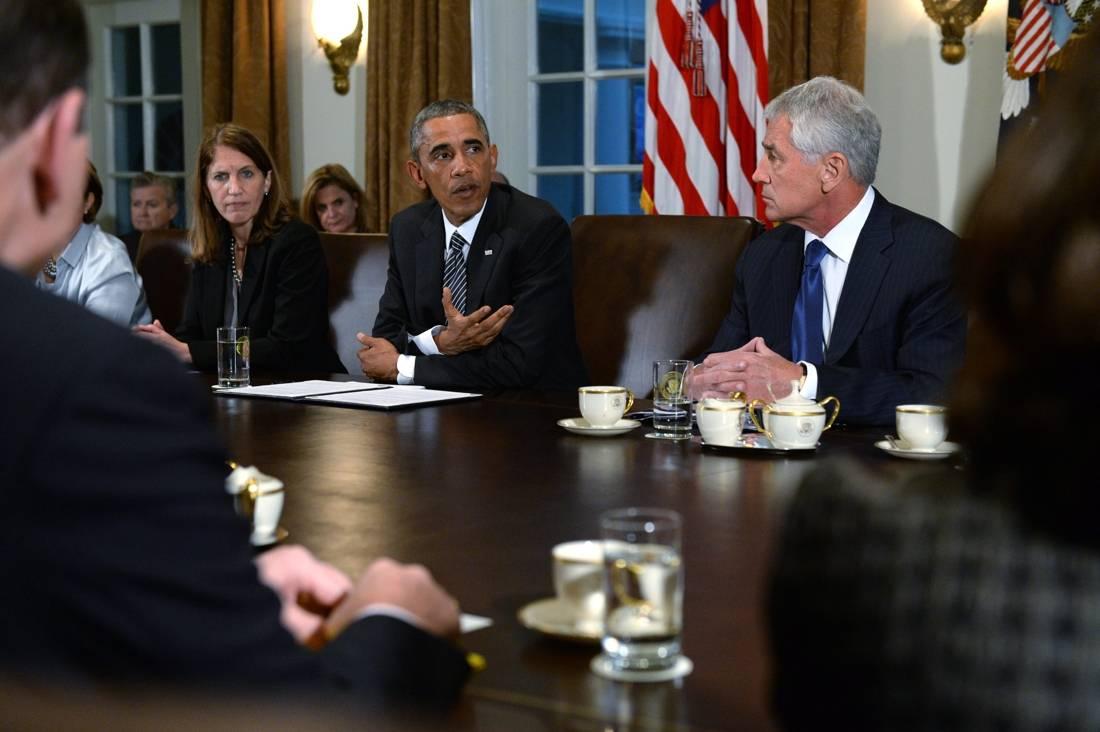 Obama exige una respuesta más agresiva al ébola