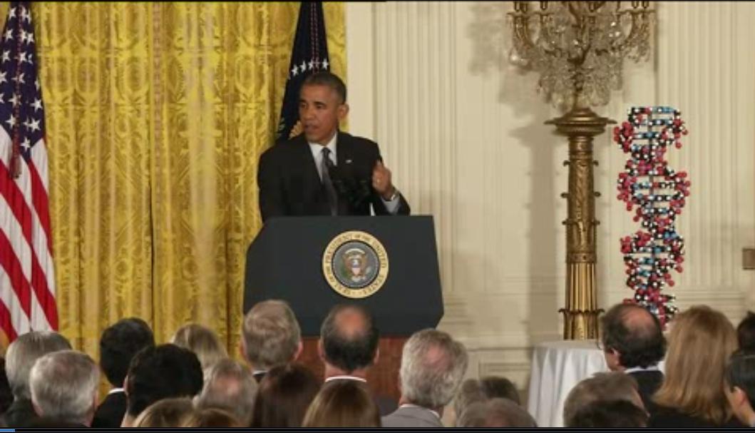 Obama impulsará la medicina de precisión