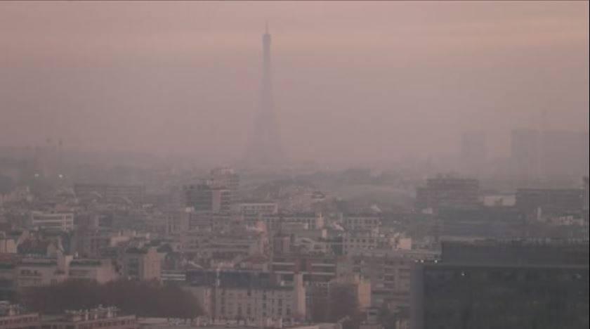 París vive el tercer día consecutivo