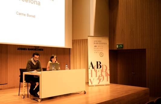 Crónica en vídeo del acto (realización y edición: Rubén Permuy)