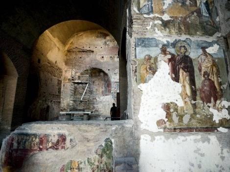 Reabre la iglesia de Santa María la Antigua