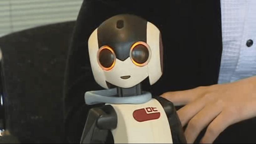 Robohon, el teléfono humanoide