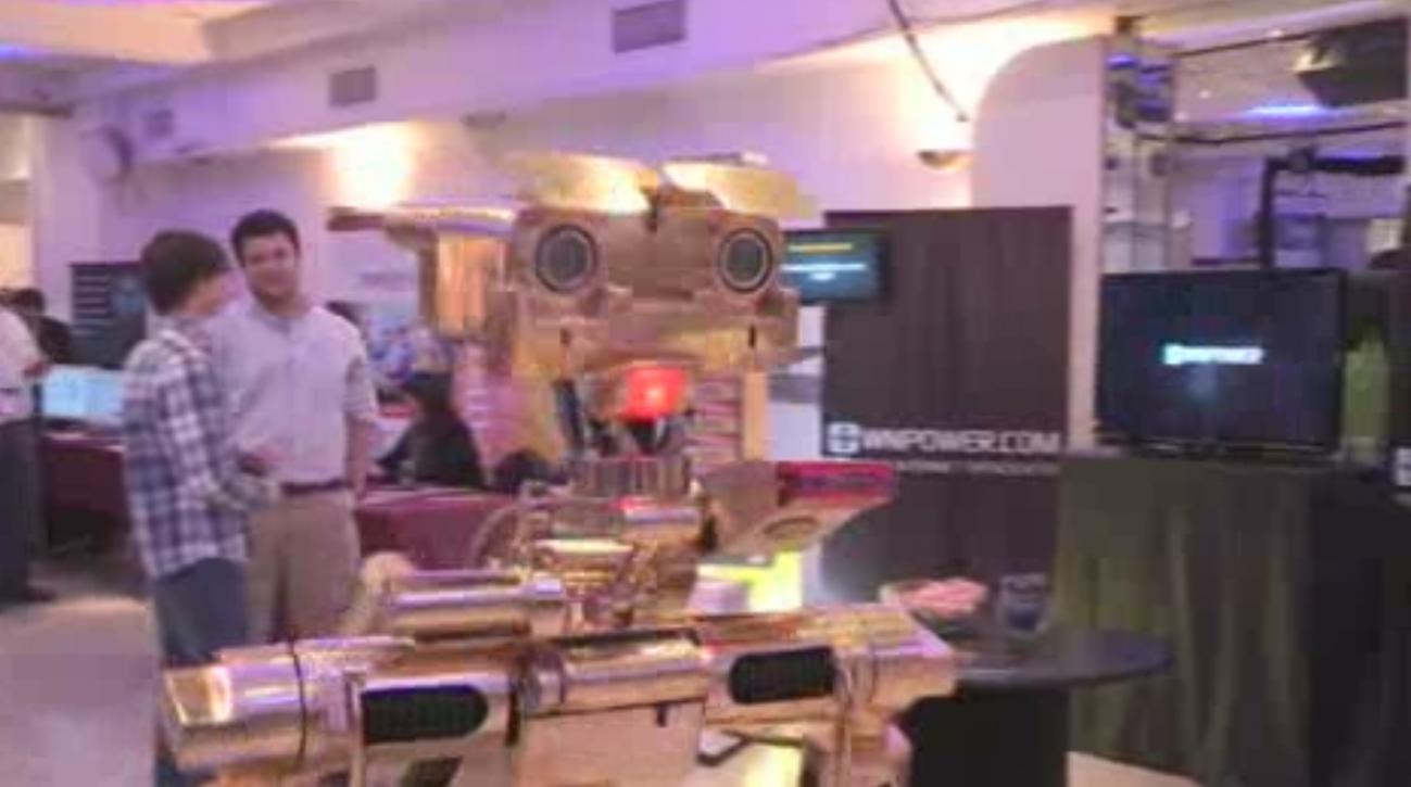 Robótica, tecnología y realidad virtual