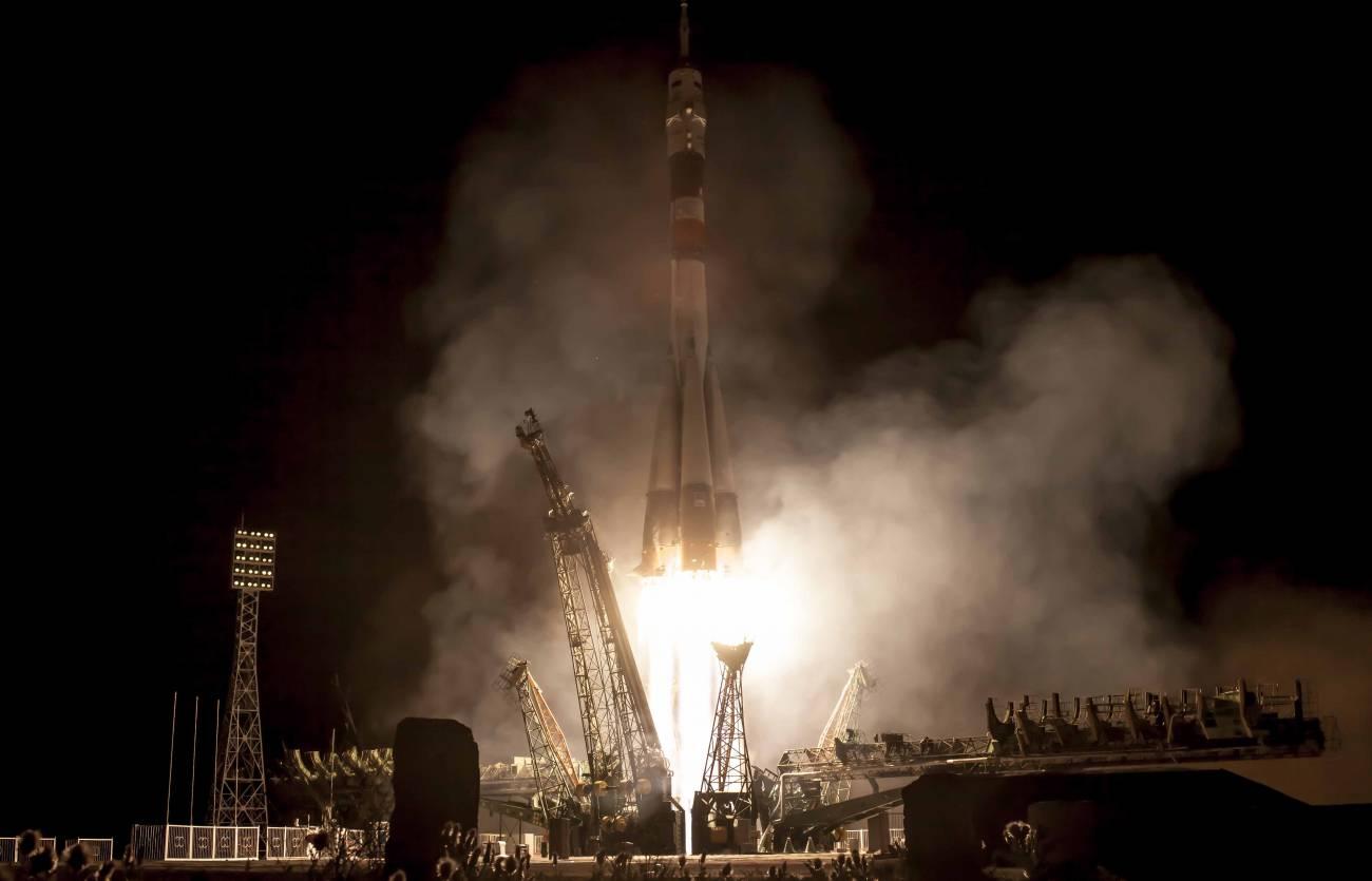 Nave Soyuz