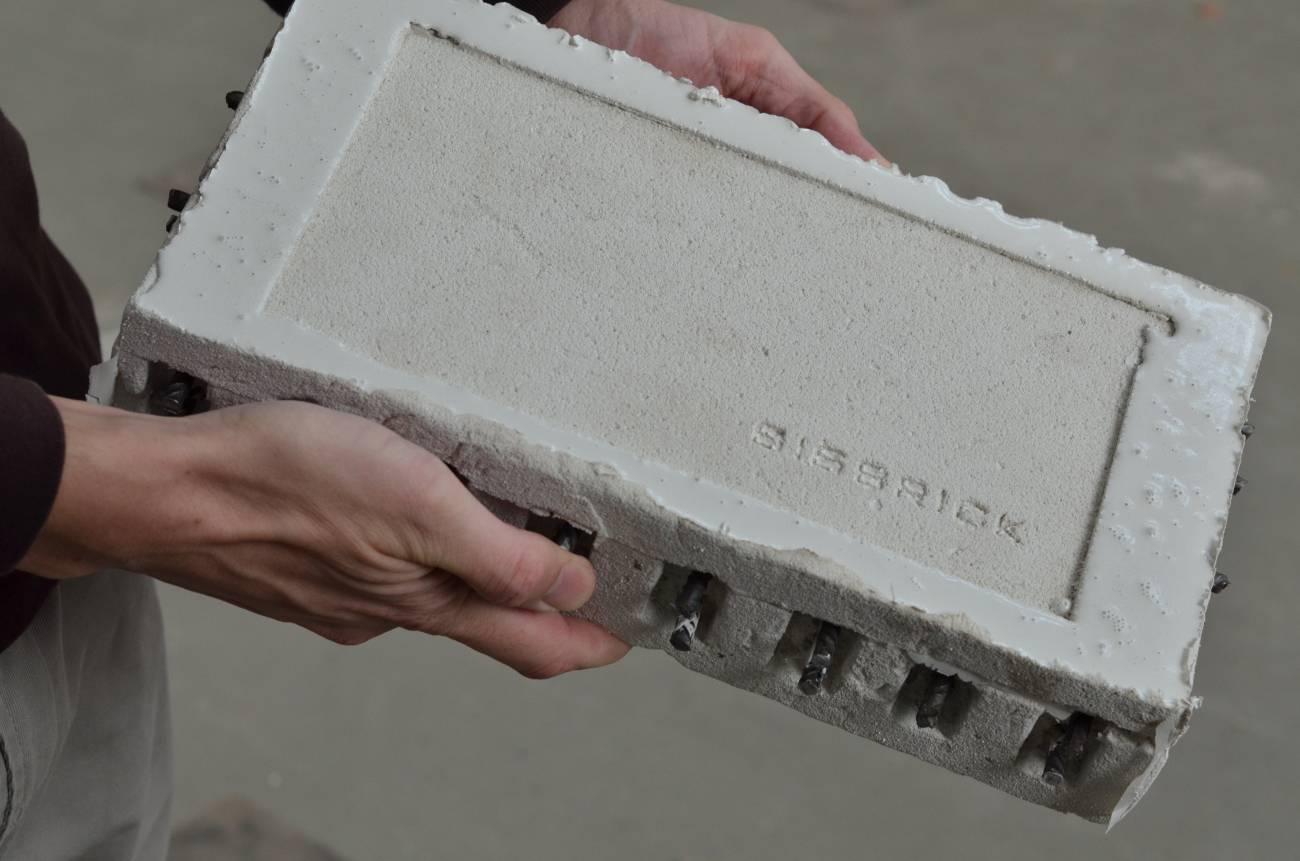 Sisbrick ha sido desarrollado por investigadores de la UPV