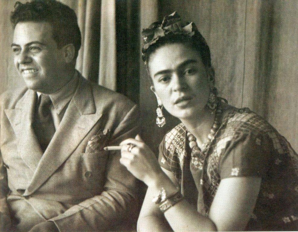 Fotografía incluida en el libro Frida Kahlo. Sus Fotos.  © Archivo Diego Rivera y Frida Kahlo, Banco de México, Fiduciario en el Fideicomiso relativo a los Museos Diego Rivera y Frida Kahlo