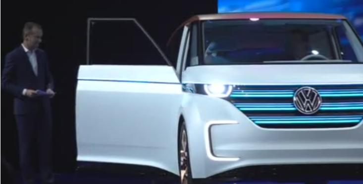 Volkswagen presenta en Las Vegas