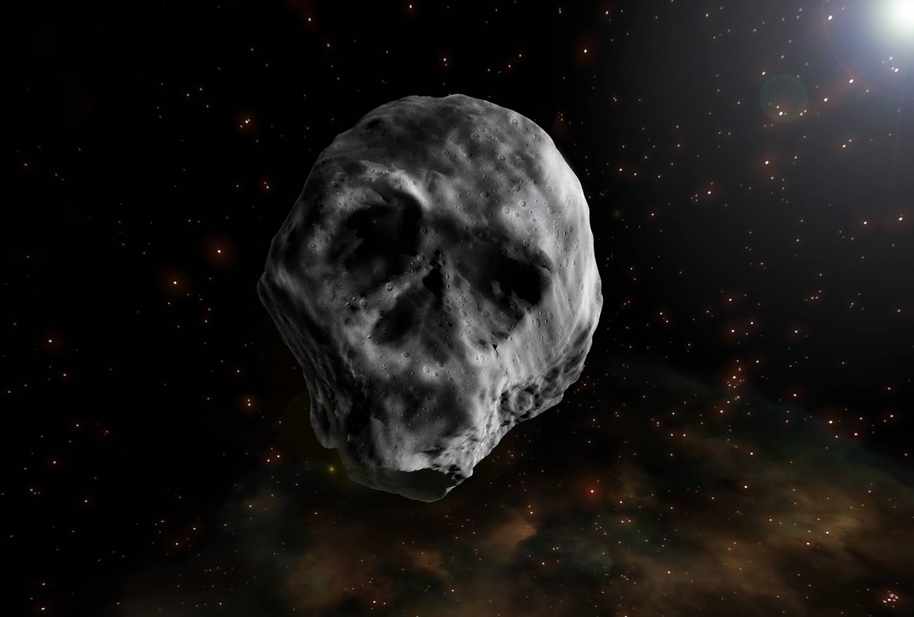 Halloween Asteroid Returning In 2020 The Halloween asteroid prepares to return in 2018