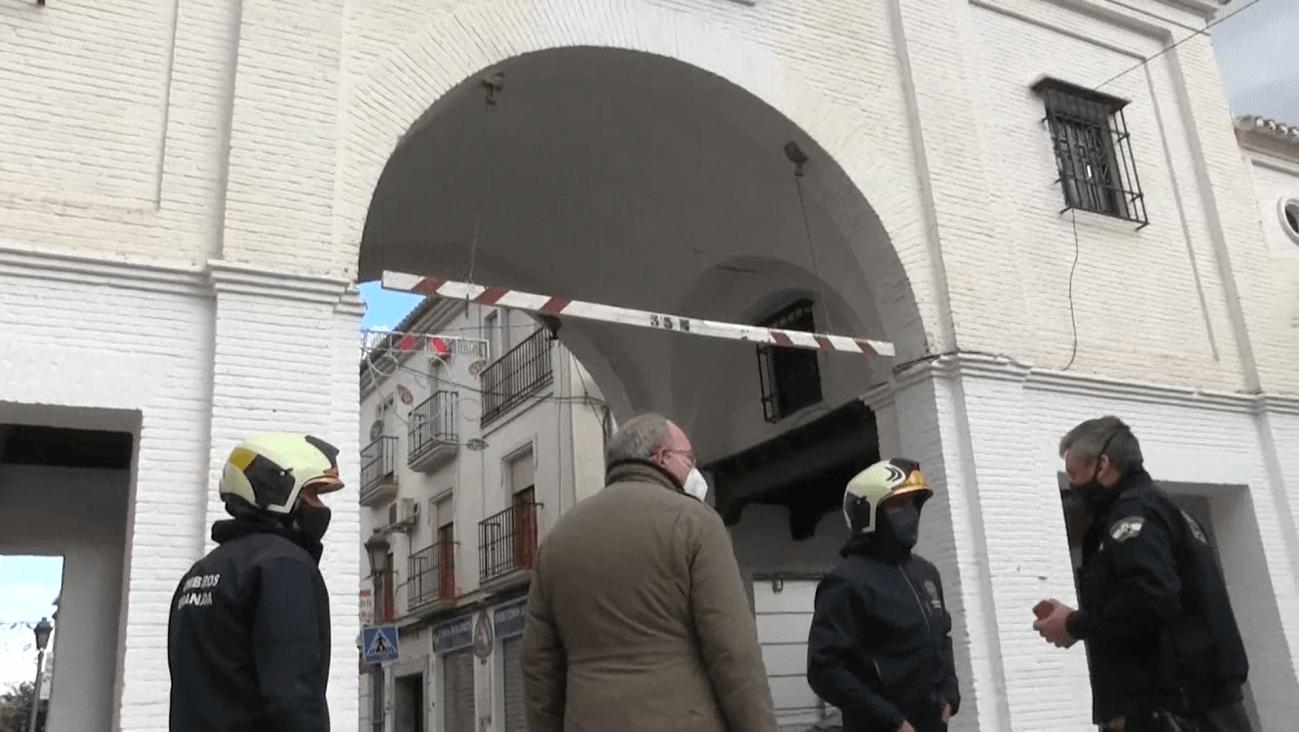 Valoración daños terremoto Granada