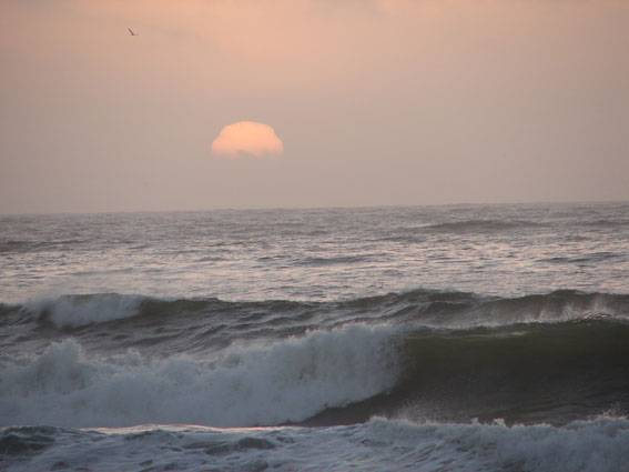 Añadir cal al agua del mar aumenta su alcalinidad. Foto: SINC.