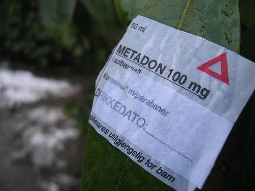 Metadona. Foto: JILL.