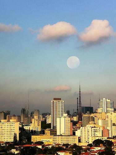 Contaminación en Sao Paulo. Foto: Rafael Style.
