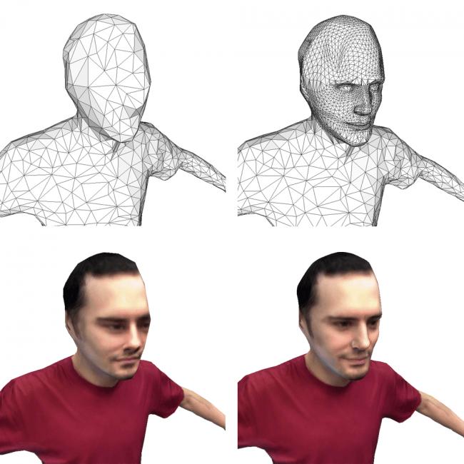 Reconstrucción facial