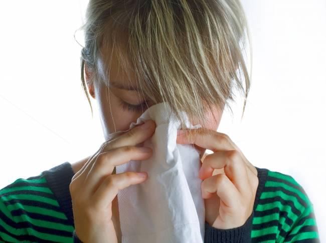 Una alta humedad relativa reduce el riesgo de contagio de la gripe