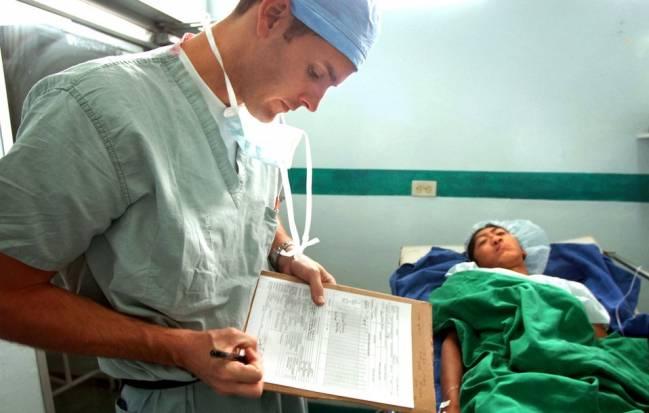 Paciente ingresado