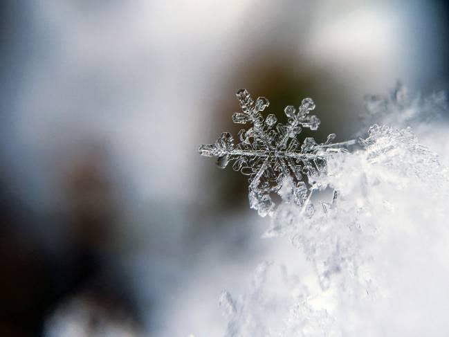 Imagen sobre el proceso de congelación del agua