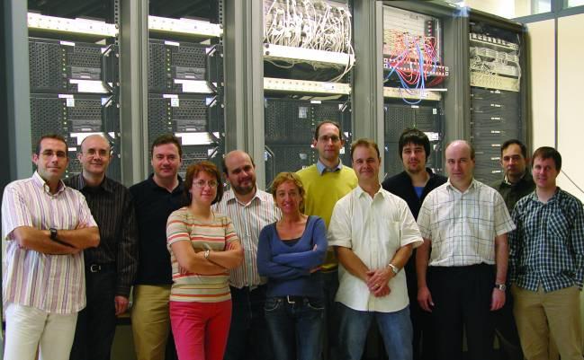 Grupo HPCA de la UJI