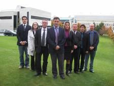 Miembros del Grupo de Investigación Hidrógeno