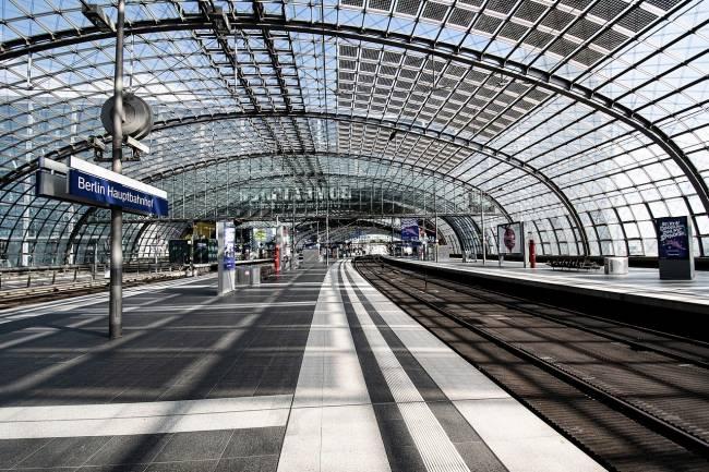 Estación de Berlín
