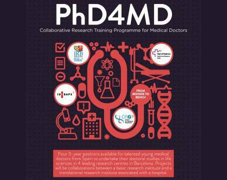 Poster PhD4MD