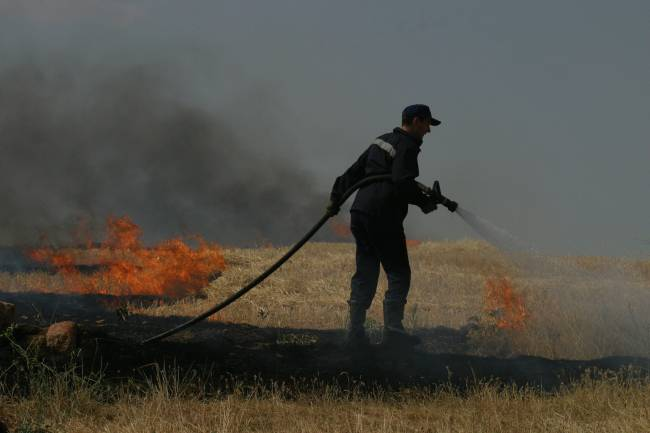 Un programa específico de entrenamiento que es capaz de reducir la siniestralidad en incendios.