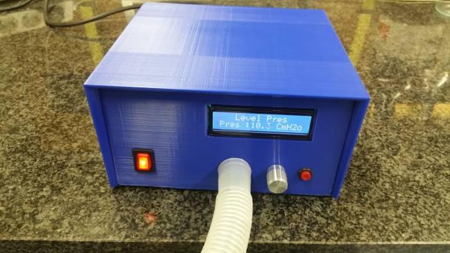 Aparato CPAP de bajo coste para adultos