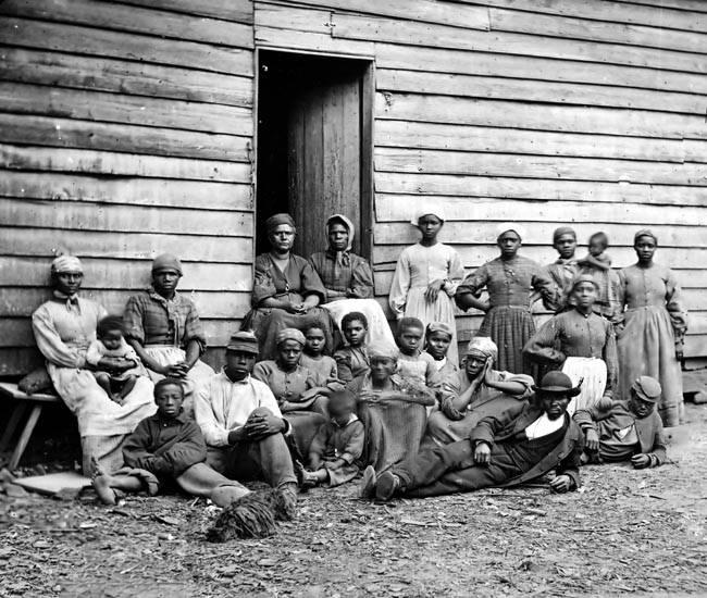 Los esclavos que se rebelaban huían para formar sus propias comunidades / Elycefeliz.