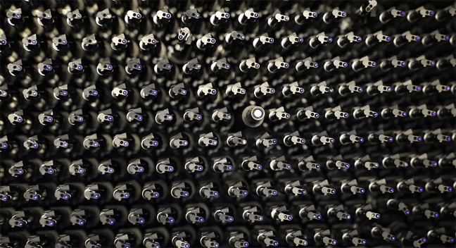 Instrumento DESI para investigar energía oscura