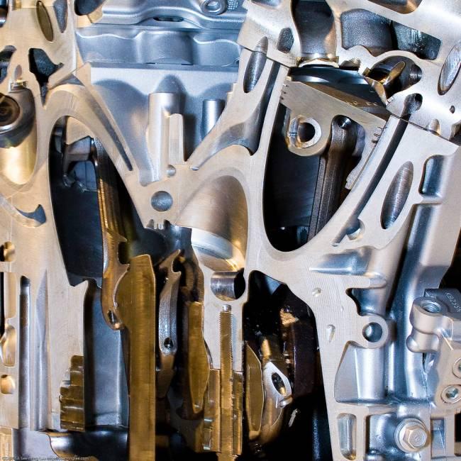 Compuestos de magnesio en un vehículo . / See-ming Lee