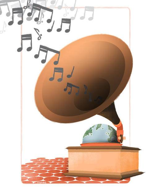 La inserción de melodías en el anuncio, congruentes con el mensaje y la marca pero diferentes en el estilo, generan diferentes impresiones. Imagen: SINC.